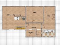 obytný dům (Prodej domu v osobním vlastnictví 100 m², Žatec)