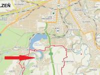 Prodej pozemku 26563 m², Plzeň