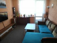 obývací pokoj (Prodej bytu 3+1 v družstevním vlastnictví 58 m², Most)