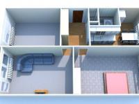 Prodej bytu 3+1 78 m², Louny