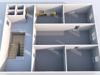 Pronájem kancelářských prostor 210 m², Žatec