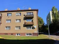 Pohled na dům (Prodej bytu 3+kk v osobním vlastnictví 72 m², Praha 5 - Motol)