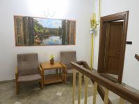 Společné prostory ve 2. NP - Pronájem bytu 3+1 v osobním vlastnictví 140 m², Kadaň
