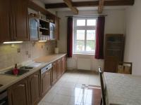 Kuchyň s vybavením - Pronájem bytu 3+1 v osobním vlastnictví 140 m², Kadaň