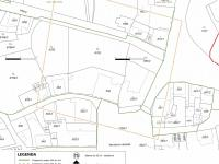 Prodej pozemku 1615 m², Žatec
