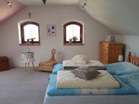 2.NP, ložnice  (Prodej domu v osobním vlastnictví 170 m², Libochovice)