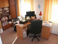 1.NP - pracovna (Prodej domu v osobním vlastnictví 170 m², Libochovice)
