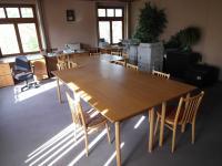 kancelář-zasedací místnost (Pronájem kancelářských prostor 47 m², Chomutov)