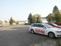 prostor parkování (Pronájem kancelářských prostor 47 m², Chomutov)