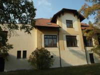 čelní pohled na dům (Pronájem kancelářských prostor 47 m², Chomutov)