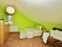 Pokoj 2 v 1. patře - Prodej domu v osobním vlastnictví 156 m², Staňkovice