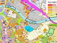 Územní plán - Prodej pozemku 13942 m², Žatec