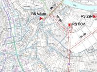 Vodovod z územního plánu - Prodej pozemku 13942 m², Žatec