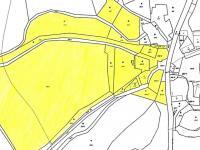 Prodej pozemku 48136 m², Okounov