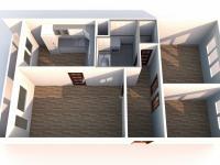 Pronájem bytu 3+1 v osobním vlastnictví 59 m², Most