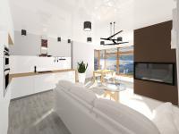 Prodej nájemního domu v osobním vlastnictví 520 m², Loučná pod Klínovcem