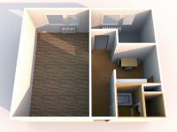 Prodej bytu 1+1 v družstevním vlastnictví 36 m², Jirkov