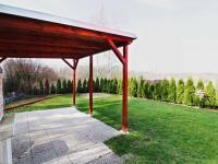 Pergola na jižní straně - Prodej chaty / chalupy 57 m², Koštice