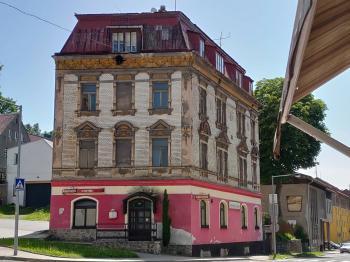 Prodej komerčního objektu 450 m², Vejprty
