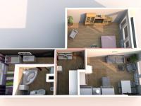 Prodej bytu 2+1 v osobním vlastnictví 58 m², Jirkov