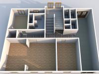 první nadzemní podlaží - Prodej domu v osobním vlastnictví 500 m², Žatec