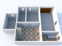 Suterén s garáží - Prodej domu v osobním vlastnictví 96 m², Zavidov