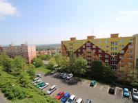 pohled z lodžie - Prodej bytu 3+1 v družstevním vlastnictví 78 m², Jirkov