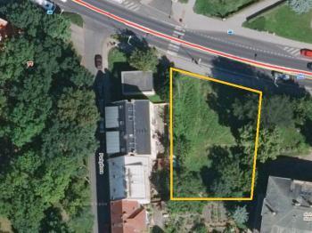 Pronájem pozemku 917 m², Louny