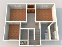 1. nadzemní podlaží - Prodej domu v osobním vlastnictví 220 m², Cítoliby