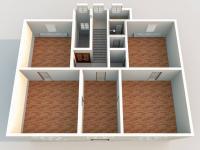 2. nadzemní podlaží - Prodej domu v osobním vlastnictví 220 m², Cítoliby