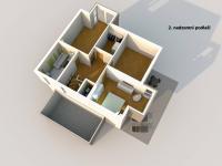 Prodej domu v osobním vlastnictví 149 m², Praha 5 - Řeporyje