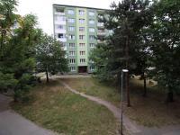 pohled z kuchyně - Prodej bytu 4+1 v osobním vlastnictví 77 m², Jirkov