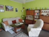 1.NP - obývací pokoj  - Prodej domu v osobním vlastnictví 185 m², Hřivice