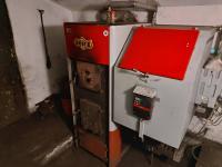 automatický kotel - tuhá paliva - Prodej domu v osobním vlastnictví 185 m², Hřivice