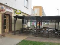 restaurace - pohled 2 - Prodej obchodních prostor 2000 m², Most