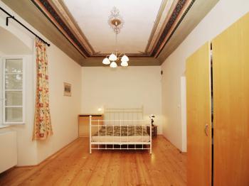 Ložnice - Pronájem bytu 3+1 v osobním vlastnictví 94 m², Smolnice