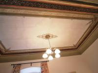 Strop v ložnici - Pronájem bytu 3+1 v osobním vlastnictví 94 m², Smolnice