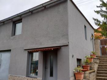 garáž, tech.místnost, dílna, sklep - Prodej domu v osobním vlastnictví 150 m², Velký Borek