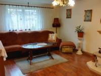 1.NP - obývací pokoj - Prodej domu v osobním vlastnictví 150 m², Velký Borek