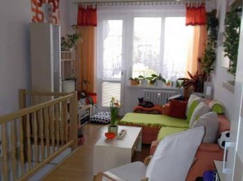 Prodej bytu 3+1 v osobním vlastnictví 72 m², Jirkov