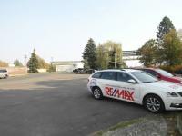 parkovací prostor - Pronájem kancelářských prostor 38 m², Chomutov