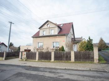 Vila, větší RD na prodej, Ústí nad Labem (Habrovice)