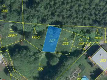 Prodej pozemku 2078 m², Březová