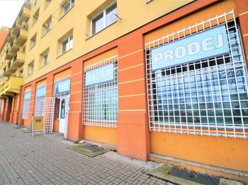 Pronájem komerčního objektu 145 m², Most
