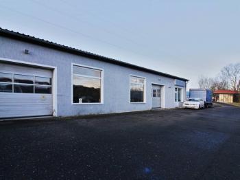 Prodej komerčního objektu 3093 m², Chlumčany