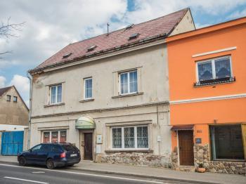Prodej domu v osobním vlastnictví, 290 m2, Lom