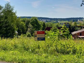 Prodej pozemku 1143 m², Vejprty