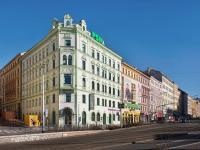 Pronájem komerčního objektu 1000 m², Praha 3 - Žižkov