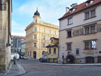 Byt 4+1 na prodej, Praha 1 (Malá Strana)