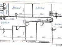 Pronájem kancelářských prostor 200 m², Roztoky
